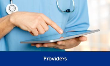 Register as an authorized organization and find resources to share with patients