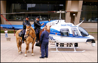 Dallas County Police. Photo courtesy of the APHL.