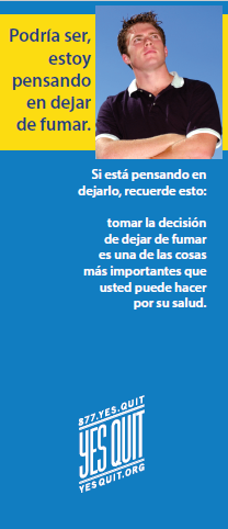 brochure- maybe quit spanish SS