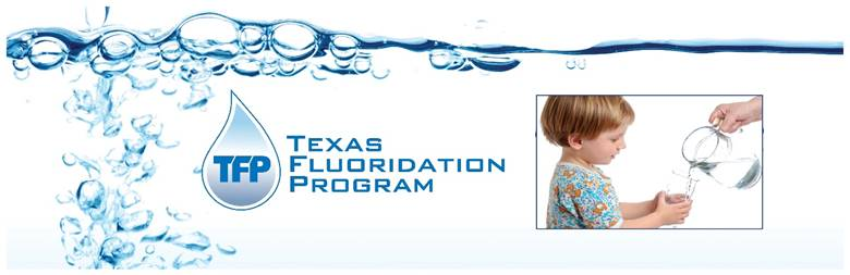 Texas Fluoridation Program logo
