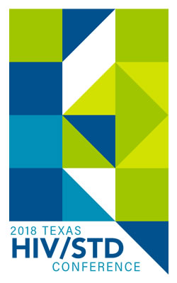 2018 Texas HIV/STD Conference logo