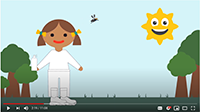 Interactive Kids Video to Prevent Spread of Mosquito-Borne Disease