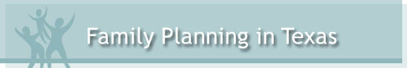 Family Planning in Texas