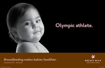 Olympic Athlete Baby