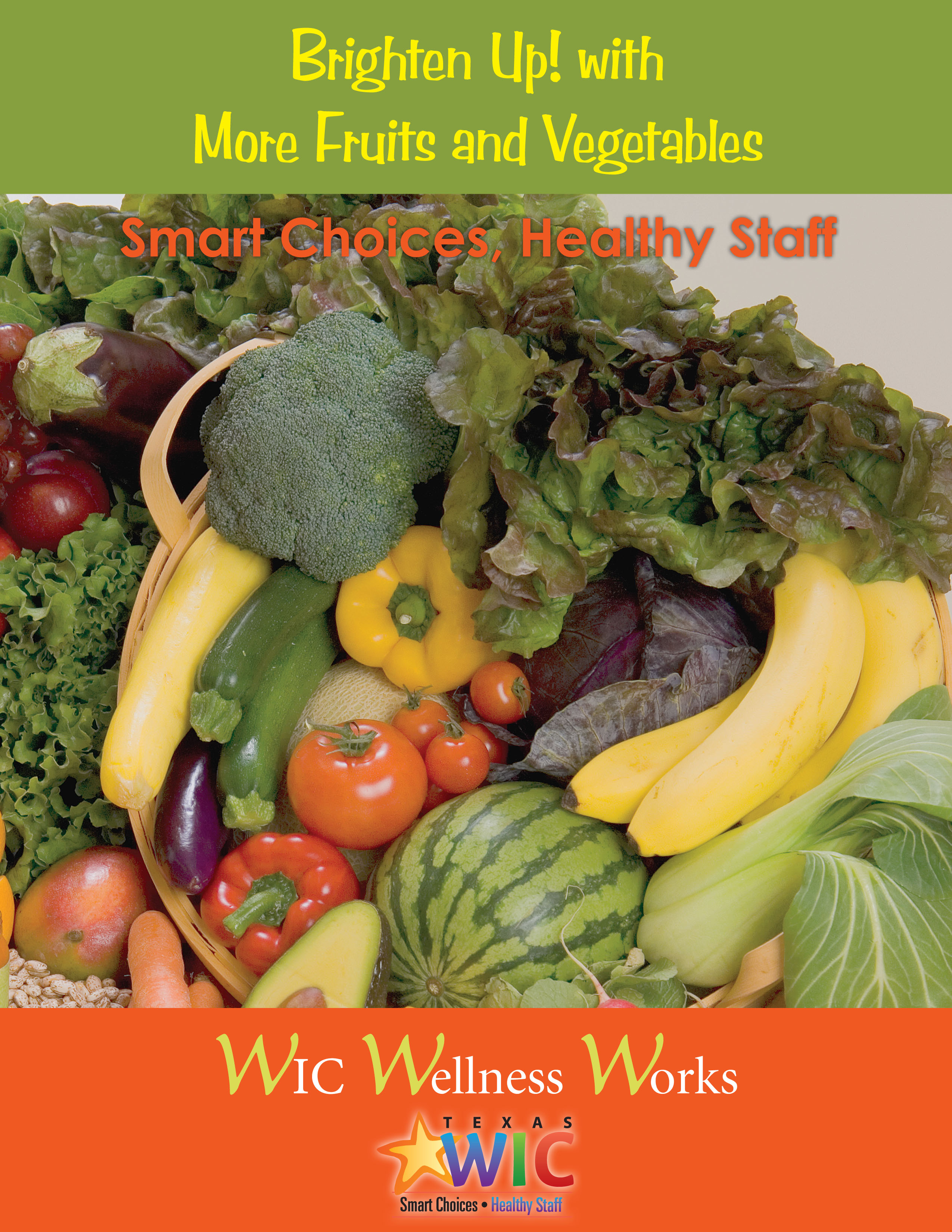 Smart Choices Fruits and vegetables