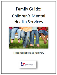 Family Guide: Children's Mental Health Services