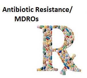 Antibiotic Resistance/MDROs home page
