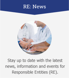 RE News: Stay up-to-date with the latest news, information and events for responsible entities (RE)