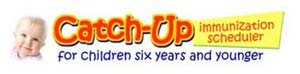 Catch-Up Immunization Scheduler for Children Six Years and Younger SM