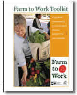 Cover of Farm to Work Toolkit