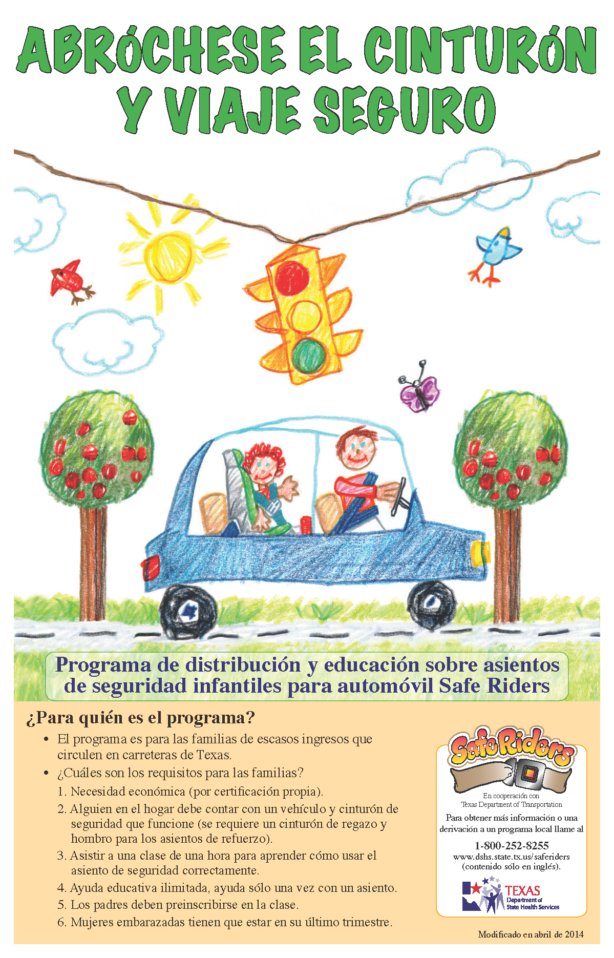distribution flyer sp
