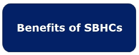 Benefits of SBHCs
