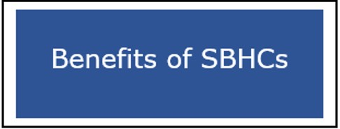 Benefits of SBHCs Button