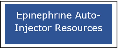 Button for the Epinephrine Auto-Injector Resources webpage