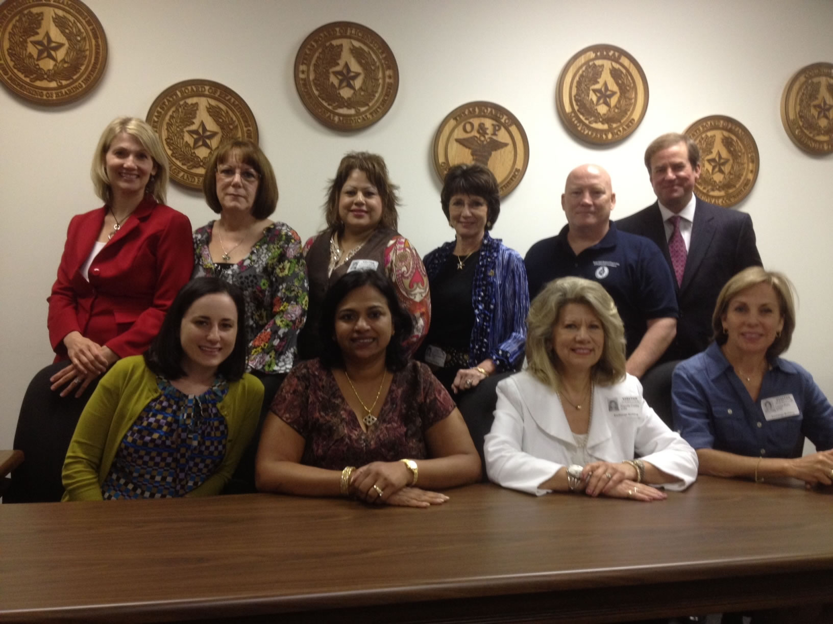 Texas State Baord of Examiners of Professional Counselors