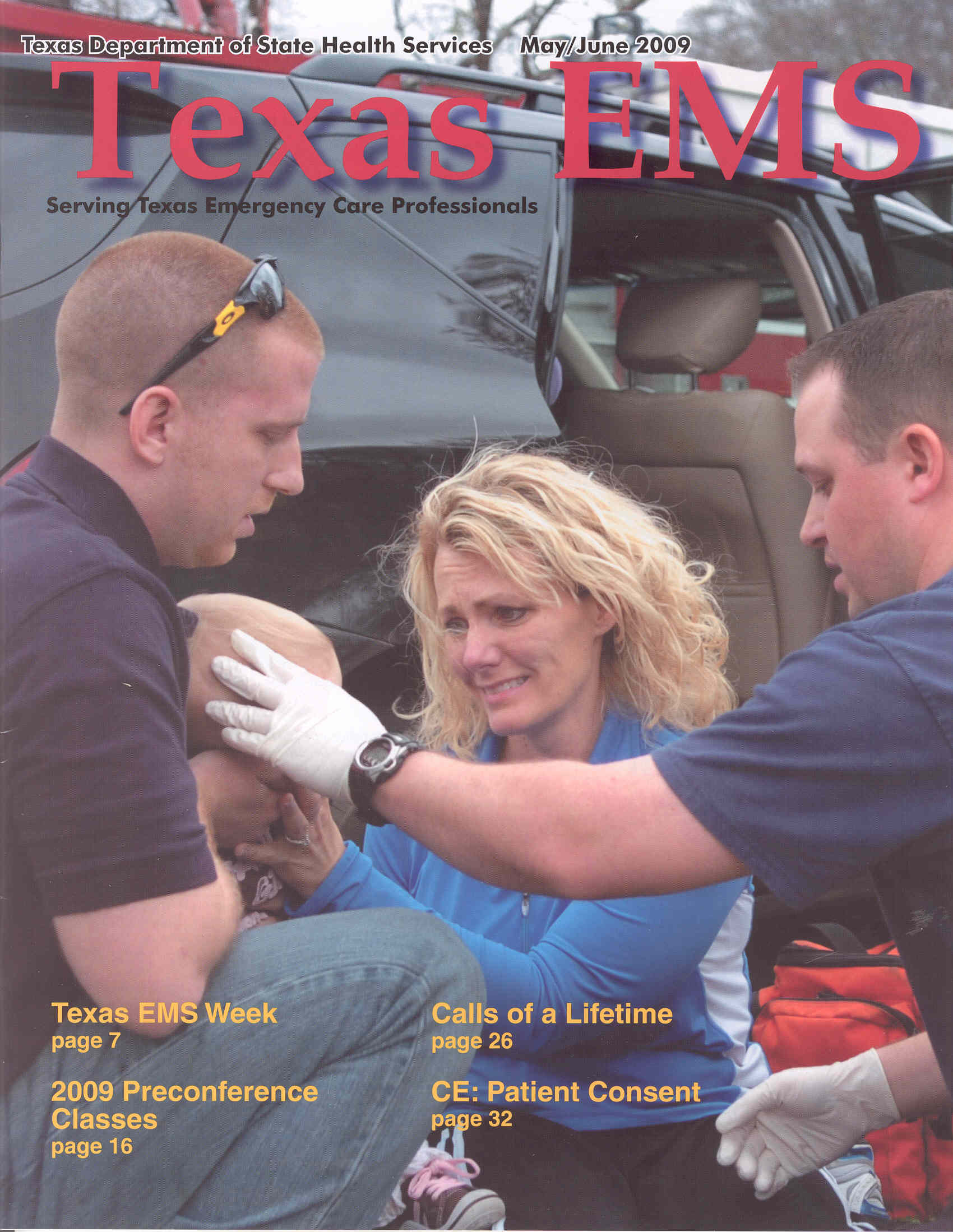 May June 2009 Cover
