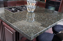 granite countertop picture