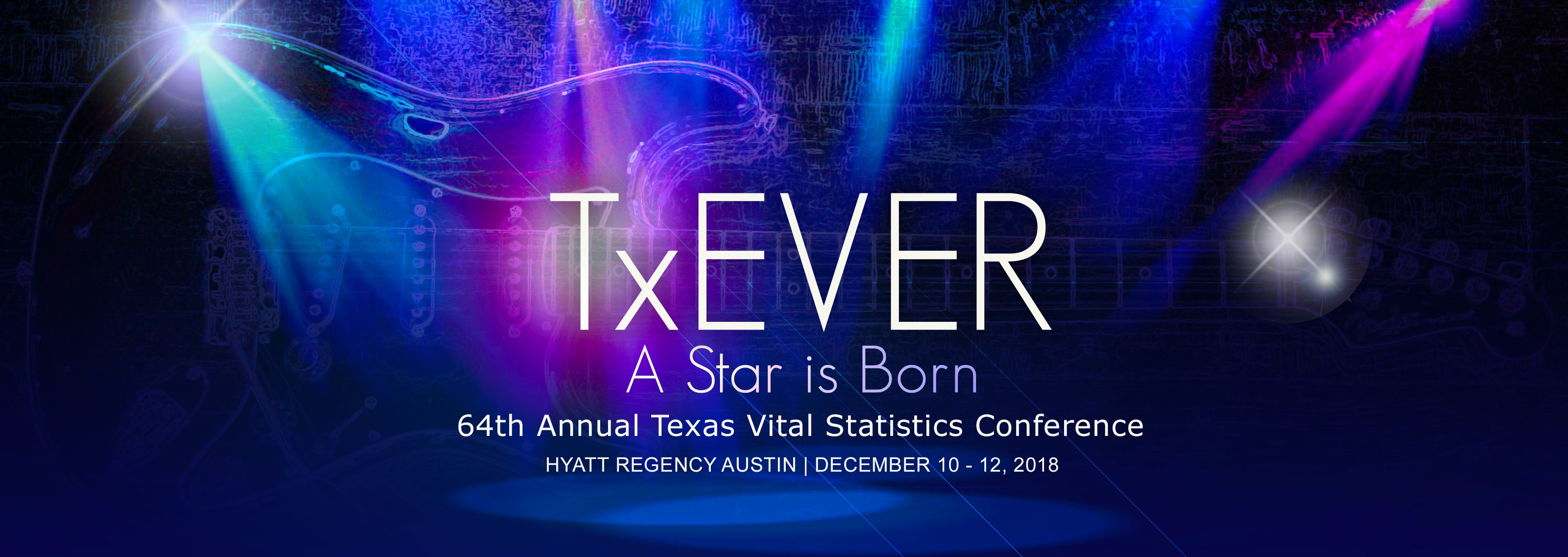 64th Annual Texas Vital Statistics Conference